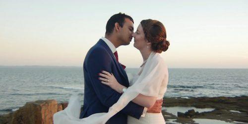 Caméraman de mariage en Bretagne