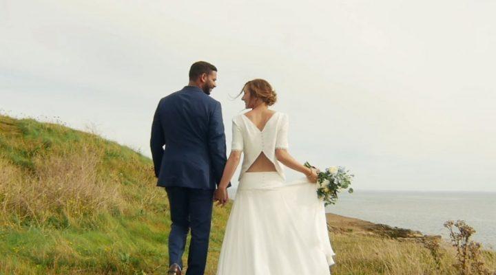film de mariage à Brest