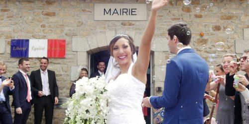 Vidéo de mariage à Brest