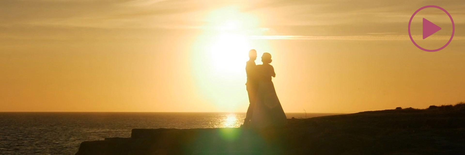 Aurélie & Pranab : Leur film de mariage à Lorient (clip best of)